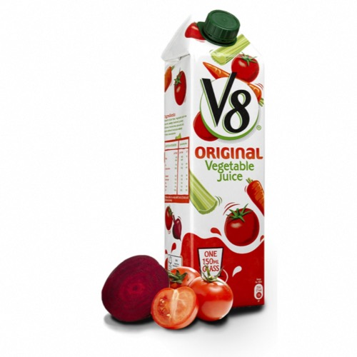 Campbell V8 - Vegetable Juice (12x1ltr)