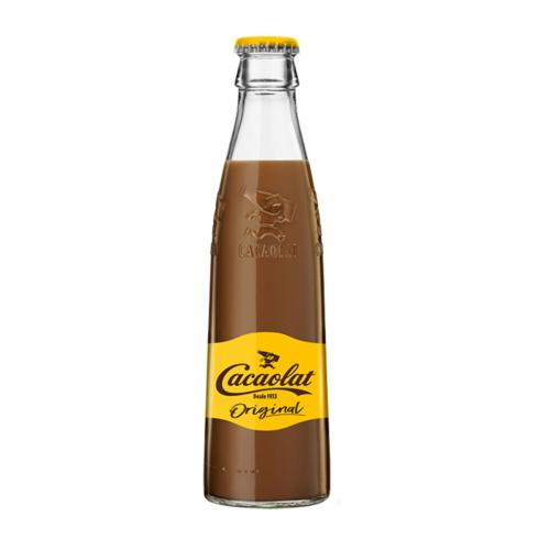 Cacaolat - Original Chocolate Milk 'GLASS' (24x200ml)