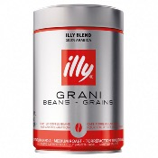 illy Espresso - 'Wholebean' Classic Medium Roast (6x250g)