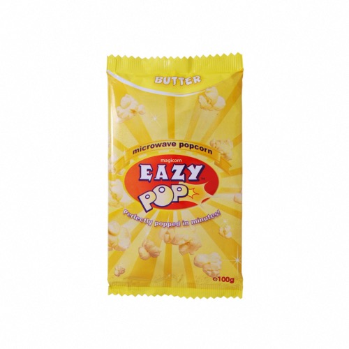Eazypop - Microwave Popcorn Butter (16x85g)