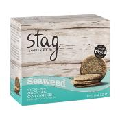 Stag - 'Cocktail' Oatcakes with Seaweed (12x125g)