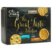 Stag - 'The Great Taste' Selection Tin (6x250g)