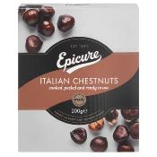 Epicure - Chestnuts Peeled & Cooked 'Vac Packed' (6x200g)