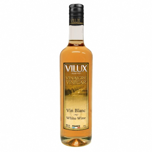 Vilux - White Wine Vinegar (6x500ml)