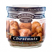 St. Dalfour - Gourmet Whole Chestnuts (6x200g)