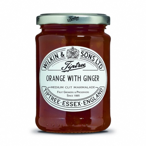 Wilkin & Sons - Orange & Ginger Marmalade (6x340g)