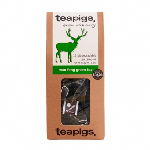 Teapigs - Mao Feng Green Tea (6x15's)