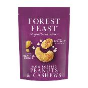 Forest Feast - Slow Roasted Peanuts & Cashews (8x120g)