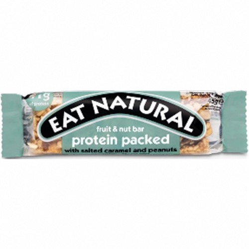 Eat Natural - GF PROTEIN Salted Caramel & Peanuts (12x45g)