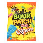 Sour Patch Kids - EXTREME 'Peg Bag' (12x113g)