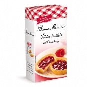 Bonne Maman - Petites Tartlets with Raspberry (12x125g)