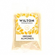 Wilton Wholefoods - Ground Almonds (12x100g)
