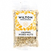 Wilton Wholefoods - Chopped Mixed Nuts (12x150g)