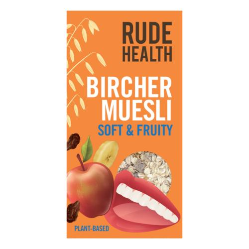 Rude Health - Bircher Muesli (6x400g)