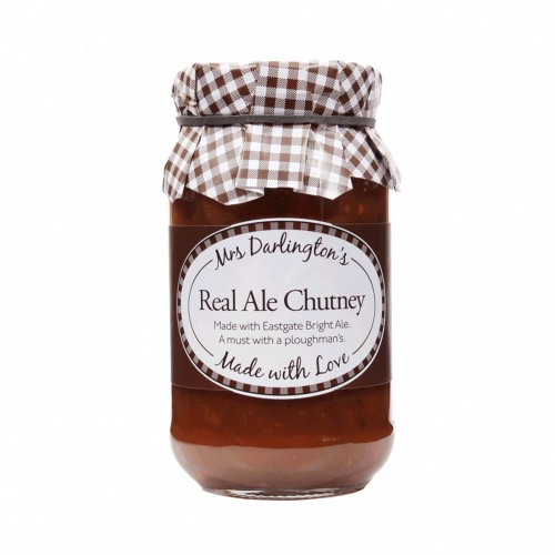 Mrs Darlington - Real Ale Chutney (6x312g)
