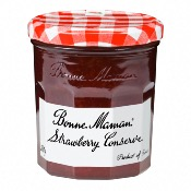 Bonne Maman - Strawberry Conserve (6x370g)