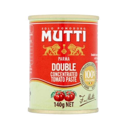 Mutti - TIN Tomato Puree 'Double Concentrated' (12x140g)