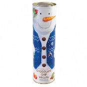 Farmhouse - Snowman GIANT Tube (12x300g)