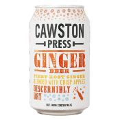 Cawston Press - Ginger Beer (24x330ml)
