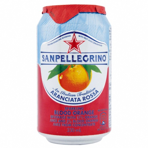 San Pellegrino - Sparkling Blood Orange (24x330ml)