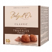 Belgid'Or - Belgian Cocoa dusted Truffles (12x200g)