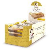 Vicenzi - 'Magnifico' Wafers Vanilla Display (24x25g)