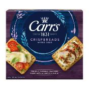 Carr's - 'Crispbreads' Mixed Seed (6x190g)