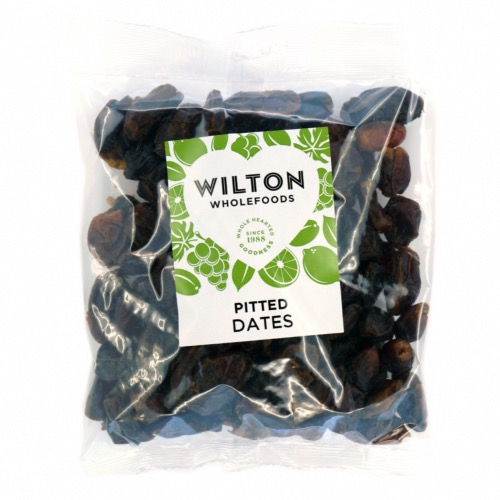 Wilton Wholefoods - Pitted Dates (12x500g)
