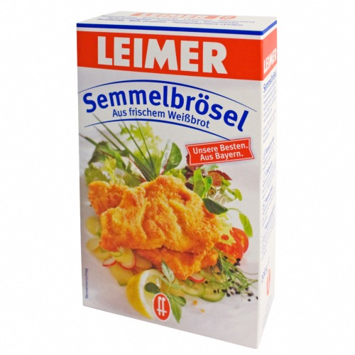 Leimer - Natural Breadcrumbs (20x200g)