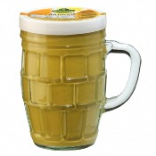 Kühne - 'Beermug' German Mustard (Medium-Hot) (15x250ml)