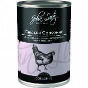 John Lusty - Chicken Consomme (12x392g)