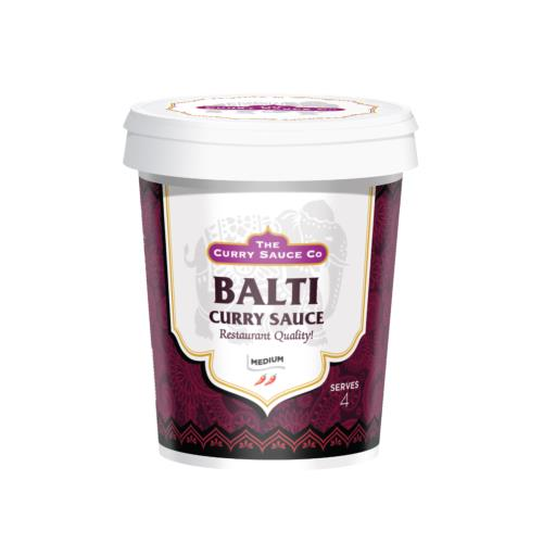 The Curry Sauce Co. GF - Balti (6x475g)