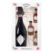 Wilkin & Sons - Fruit Gin Royale (Set includes 1x75cl,3x5cl)