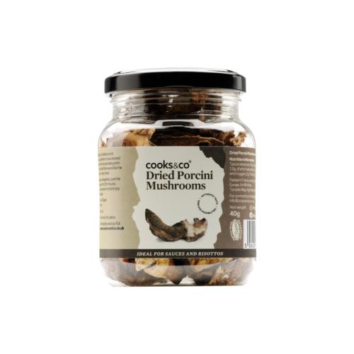 Cooks & Co - Dried Mushrooms 'Porcini' (6x40g)
