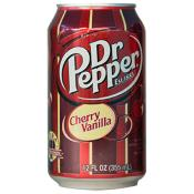 Dr Pepper U.S. - Cherry Vanilla Soda (24x355ml)