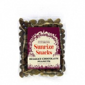 Sunrize Snacks Belgian Chocolate Peanuts (12x150g)
