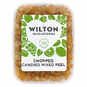 Wilton Wholefoods - Chopped Mixed Peel (12x180g)