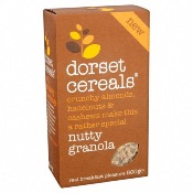 Dorset Cereals Ultimate Granola - Nutty (5x500g)