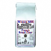 Wessex Mill Flour - French Bread (5x1.5kg)