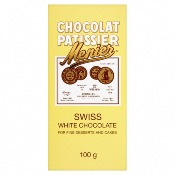 Menier - Swiss Cooking Chocolate 'White' (20x100g)