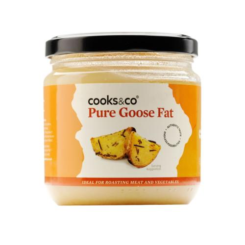 Cooks & Co - Pure Goose Fat (6x320g)