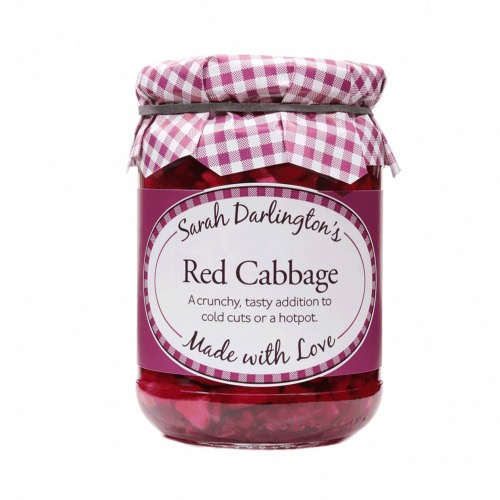 Mrs Darlington - Red Cabbage (6x326g)