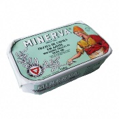 Minerva - Mackerel Fillets in Olive Oil (12x120g)