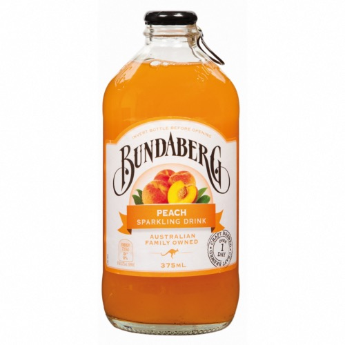 Bundaberg - Peach (12x375ml)