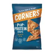 Corners GF - Pop Protein Crisps 'Cheddar & Onion' (8x85g)