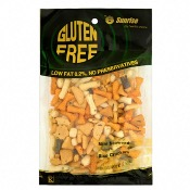 Sunrise GF Rice Crackers - Mini Seaweed (12x100g)