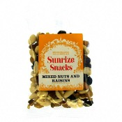 Sunrize Snacks Mixed Nuts & Raisins (12x140g)