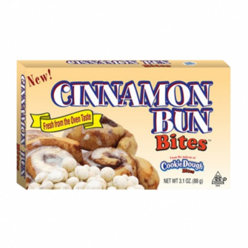 Cookie Dough Bites - Cinnamon Bun (12x88g)