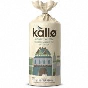 Kallo Rice Cakes GF - Low Fat Salted (6x130g)