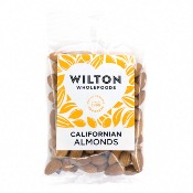 Wilton Wholefoods - Californian Almonds (12x100g)
